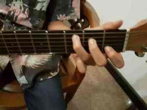 Kunci (chord ) C